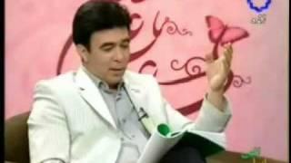 خلیل جوادی- شعر طنز(حمایت از حیوانات) شبکه 4 سیما