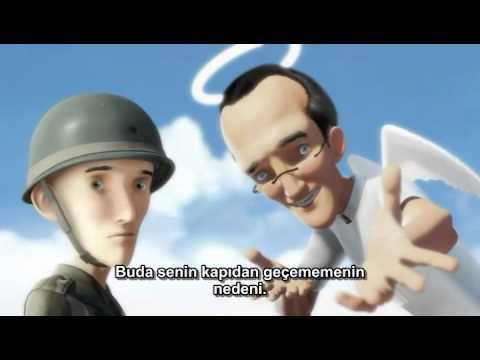 Kafanda in the head Kısa Animasyon Filmi Türkçe Altyazılı