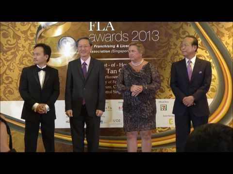 MindChamps PreSchool - Franchisor of the Year (FLA Awards 2013)