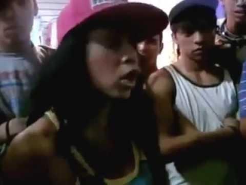 LAS MEJORES RAPERAS CALLEJERAS DEL MUNDO¡¡