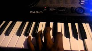 With Ur Love - Cher Lloyd ft Mike Posner piano tutorial