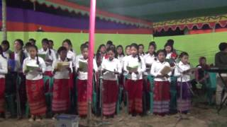 Achik gospel  Song of Bangladesh
