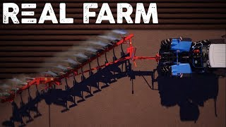 Real Farm Gameplay - Free Mode Gameplay #3 - Preparing for the First Harvest