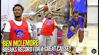 """Ben McLemore ERUPTS For 52 POINTS at Rock Chalk Roundball Classic! """"IT"""