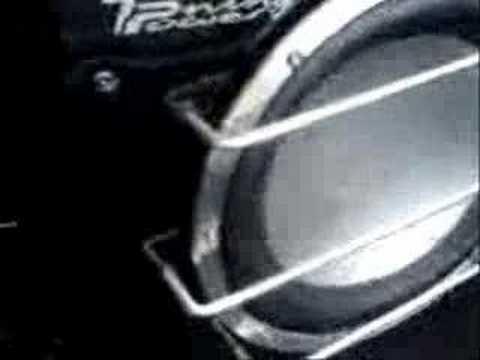 Subwoofer bass - saxo vts 2007