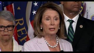 Nancy Pelosi Press Conference Briefings