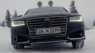 2018 Audi A8 Quality Control and Development