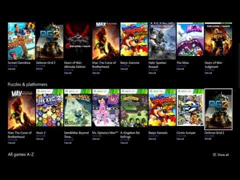 XBOX GAME PASS What Games Are in It AND How it Works