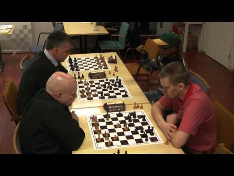 Shakin päivä 2013 0113 1557 Nopea shakki Karasmäki Sipilä