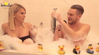 Amélie (Friends Trip 2) dans le bain de Jeremstar - INTERVIEW