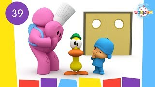 POCOYO WORLD: Table for Fun (EP39) | 30 Minutes with close caption