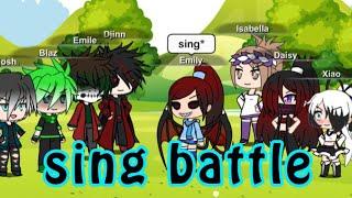 sing battle   girls vs boys   gachaverse