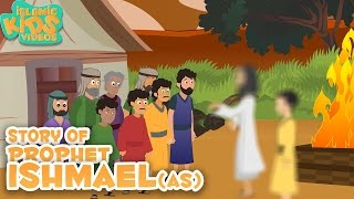 Islamic Kids Stories | Prophet Ishmael (AS) | Story For Children| Prophet Stories for Kids