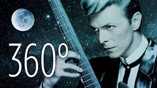 Travel To The Moon With David Bowie (360°) | NPR