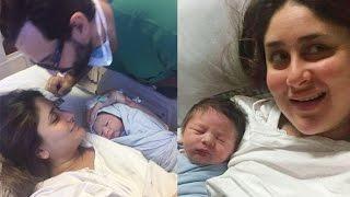 Hospital Footage   Celebrities Visit Kareena Kapoor Khan & Her Son Taimur Ali Khan