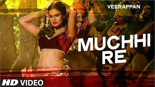 Muchhi Re Video Song | VEERAPPAN | Sandeep Bharadwaj, Jeet Gannguli | Review