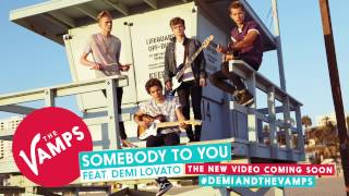 The Vamps - Somebody To You Feat. Demi Lovato (Official Audio)