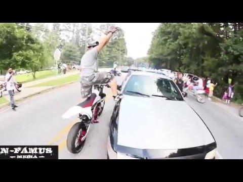 MOTO VS POLICE || BIKE VS