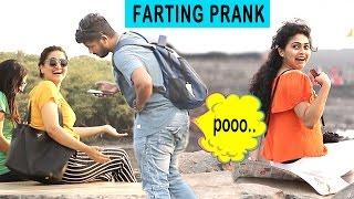 Farting on HOT GIRLS Prank -  Baap of Bakchod - Raj | Prank In India