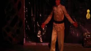 عرض مسرحية زنوبيا للمخرج خليل تمام
