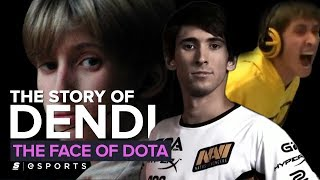 The Story of Dendi: The Face of Dota