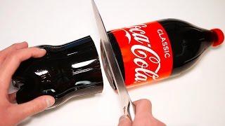 How To Make GIANT 1.75 LITER Gummy Coca Cola Bottle!!! DIY Fun & Easy Jelly Dessert!