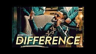 Difference   Amrit Maan ft Sonia Maan   Latest Punjabi Songs 2018   Bamb Beats