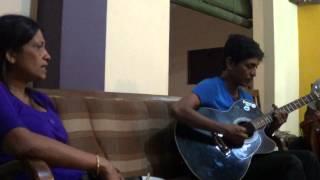 Sathuta Sanasum Suwe Bala - Cover by Malathi Attalage