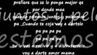 Nejo y Dalmata ft Cosculluela-No necesito letras (lyrics)