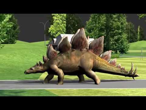 Pig Cartoons For Children   Dinosaur Fighting   Bear Cartoon   Dinosaur Cartoons For Child