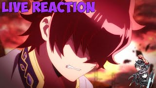 Sousei no Onmyouji Episode 8 LIVE Reaction - THE SOLE SURVIVOR 双星の陰陽師