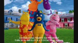 Shows Infantiles Divertieventos Merida Backyardigans