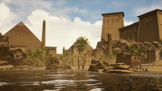 ☑️ Ancient Desert Town (Free Download / Speed Level Design / Unreal Engine 4)
