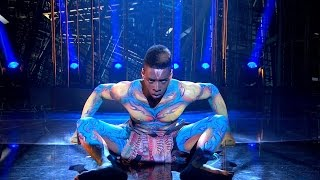 Britain's Got Talent 2015 S09E10 Semi-Finals Junior AKA Bonetics Incredible Contortionist Routine