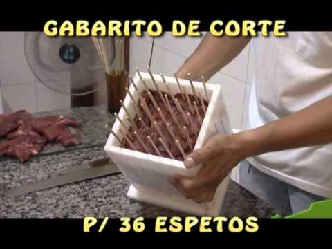 MÁQUINA DE ESPETINHOS 02 VENDAS NO MERCADO LIVRE