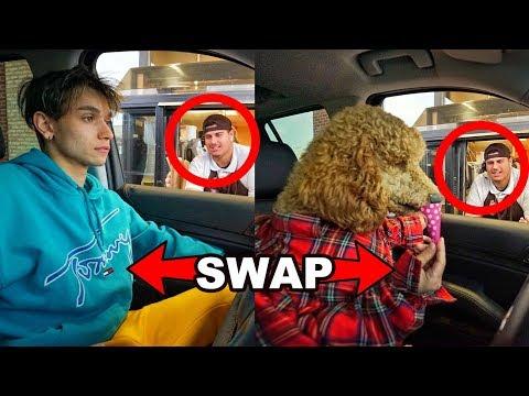 Dog Swap DRIVE THRU Challenge