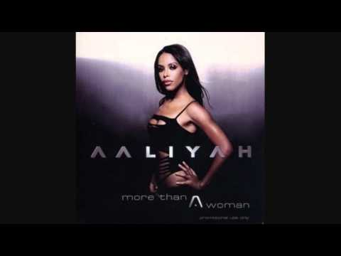 Download Aaliyah - More Than A Woman ( Instrumental)