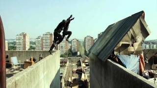 Brick Mansions and B13 Ultimatum - David Belle (Still Alive)