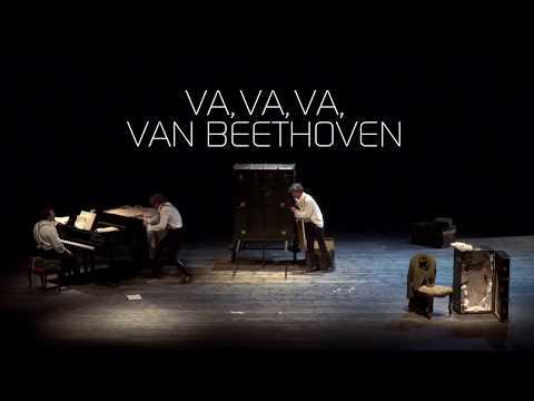 VA, VA, VA, VAN, BEETHOVEN - Favola in forma di Tema e variazioni