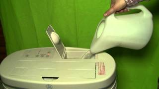 Professionele luchtbevochtiger Airtek PCMH45 DW