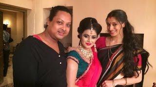 Transgender 'Avinash' Gets the Best Makeup Man Award This Year