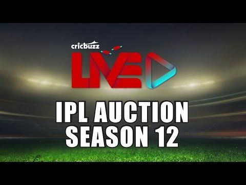 Xxx Mp4 Cricbuzz LIVE IPL 2019 Auction Post Show 3gp Sex