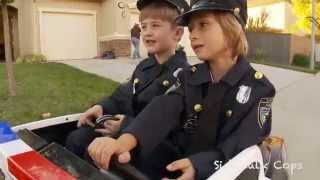 Sidewalk Cops 1 - Behind The Scenes