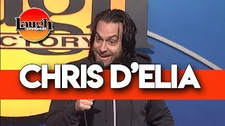 Chris D'Elia | Doctor Mustache | Stand-Up Comedy