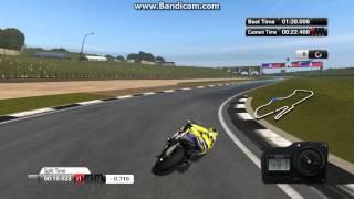 Moto GP 14 Donington Park - Nastro Azzurro Honda vs Tech3 Monster Yamaha
