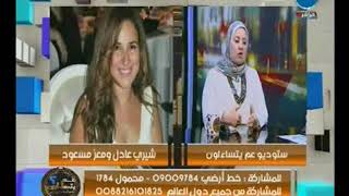 "اشتباك ساخن بين ضيوف استوديو عم يتساءلون بسبب ""حجاب"" شيري عادل"