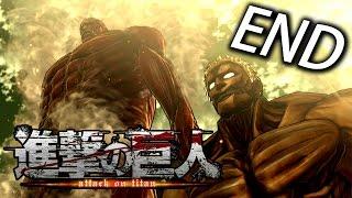 Attack on Titan《進擊的巨人》Last Part - 決戰巨無霸巨人! [中文版]