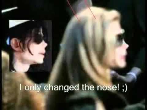 Michael Jackson Seen At His own Memorial