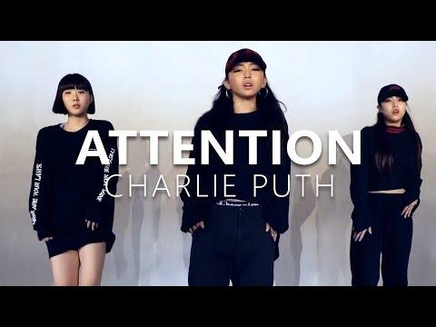 Charlie Puth - Attention  Choreography . LIGI