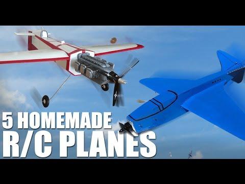 Xxx Mp4 5 Incredible Homemade RC Planes Flite Test 3gp Sex